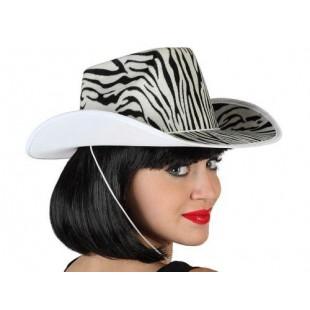 Chapeau zebre