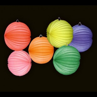Lampion ballon uni