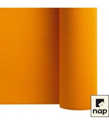 Nappe non tissé mandarine 10m