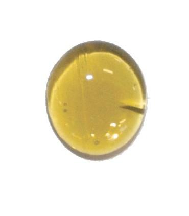 Galets cristal ambre