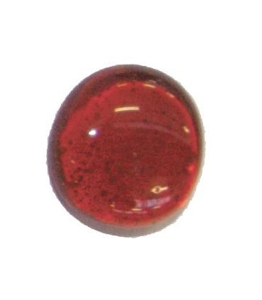 Galets cristal rouge