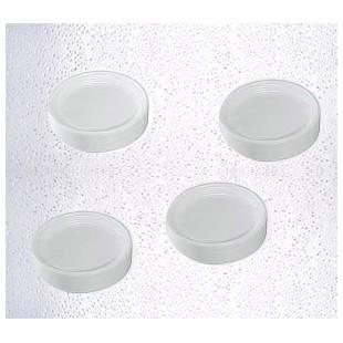 Plastique blanche creuse