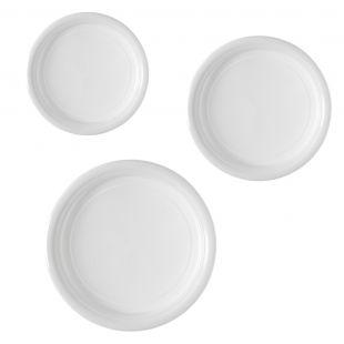 Plastique blanche