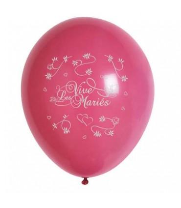 Ballon déco de mariage