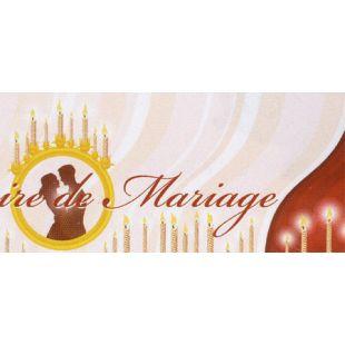 Bannière anniversaire de mariage