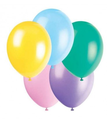 Ballons standards 25 cm