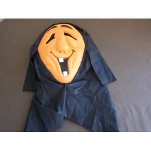 Masque cape orange