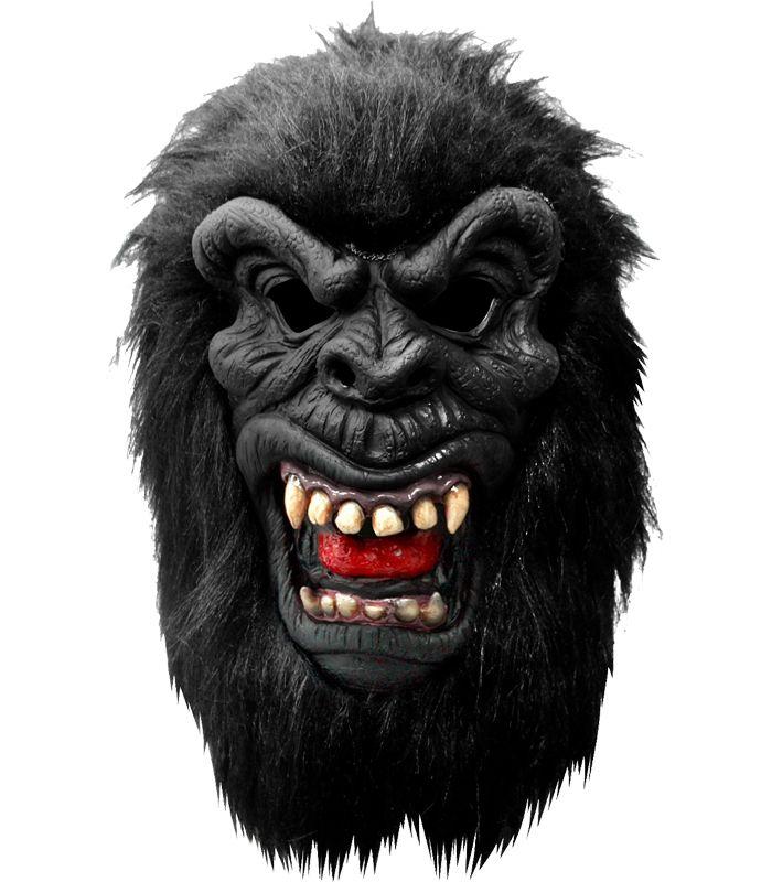 Masque de gorille agressif for Chambre qui fait peur