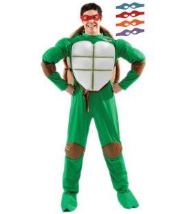 Costume tortue ninja luxe