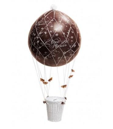 Panier montgolfière