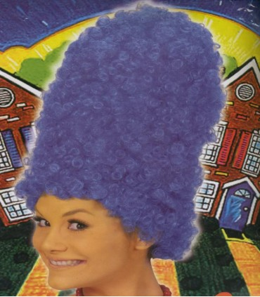 Perruque Marge Simpson