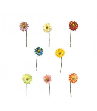 Fleur sur tige (petit modèle)