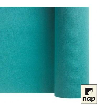 Nappe non tissé turquoise 10m