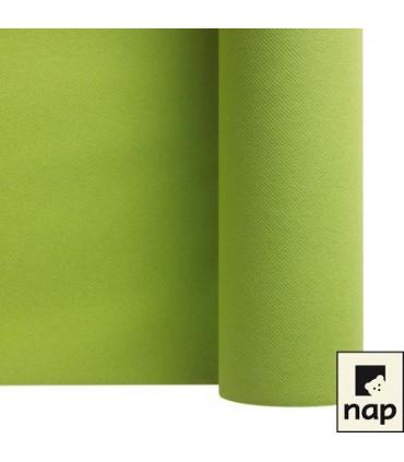 Nappe non tissé chartreuse 10m