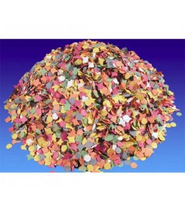 Confettis multicolores