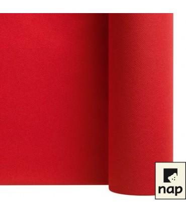 Nappe non tissé rouge 10m