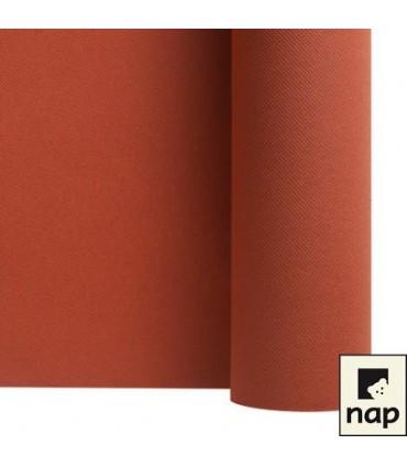 Nappe non tissé terracotta 10m