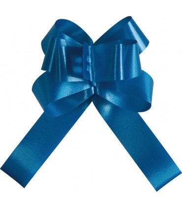 Noeud automatique 14mm bleu