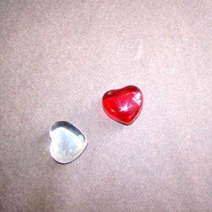Galets coeur