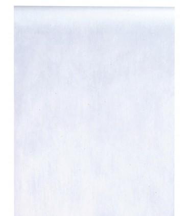 Rouleau intissé 29 cm blanc