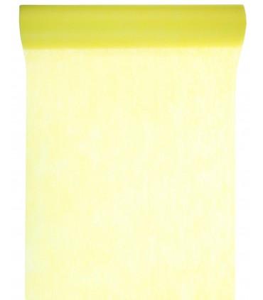 Rouleau intissé 29 cm citron
