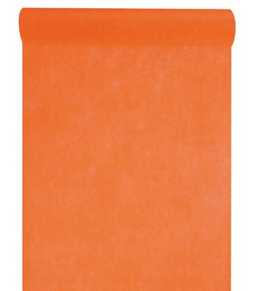 Rouleau intissé 29 cm orange
