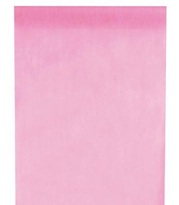 Rouleau intissé 29 cm rose