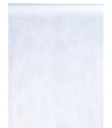 Rouleau intissé blanc