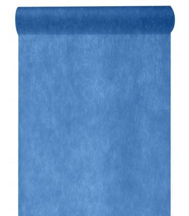 Rouleau intissé bleu