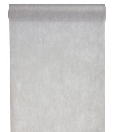 Rouleau intissé gris