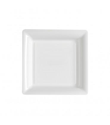 Assiette dessert 18cm blanc