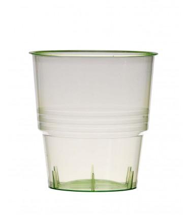 Gobelet cristal 25 cl anis