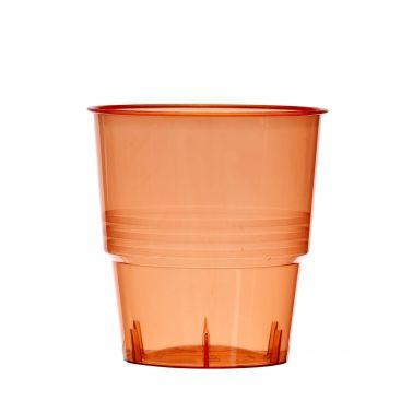 Gobelet cristal 25cl rouge