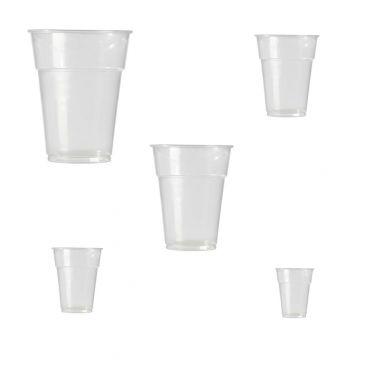 Gobelets cristals