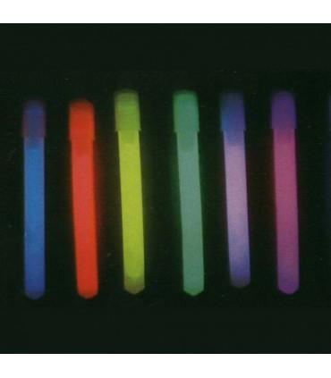 Stick pendentif glow 10 x 100 mm