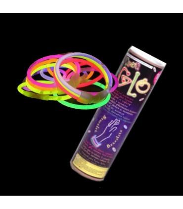 Bracelet glow (tube de 100)