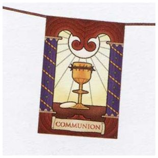 Banderole communion