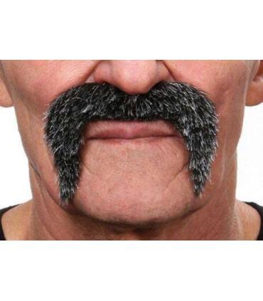 Moustache baroudeur