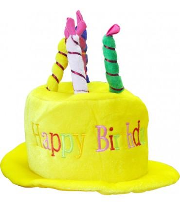 Chapeau anniversaire