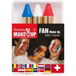Crayon x 3 tricolores