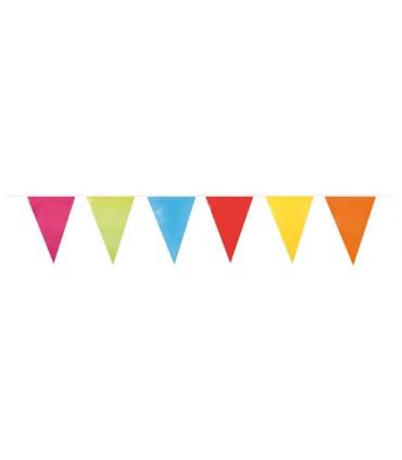 Guirlande PVC fanions triangulaires