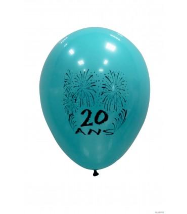 Ballon âge : 25/29 cm