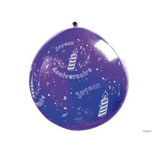 Ballon d'anniversaire (1m)