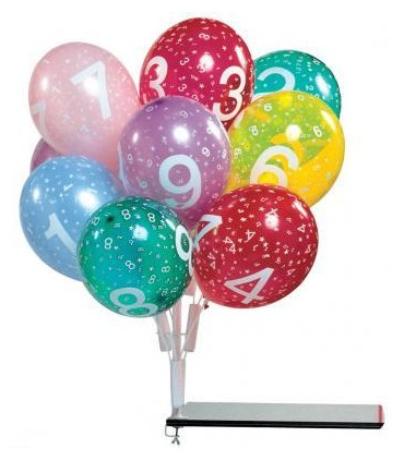 Ballon 25/29 cms âge