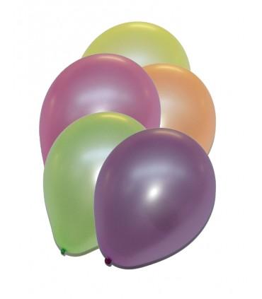 Ballon uni standard 30 cm multi