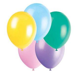Ballon uni standard 30 cm multi 1