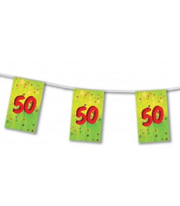 Banderole âge 50 ans