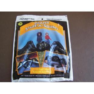 Araignées géante noire
