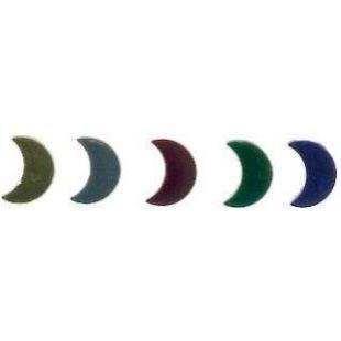 Lune multicolore