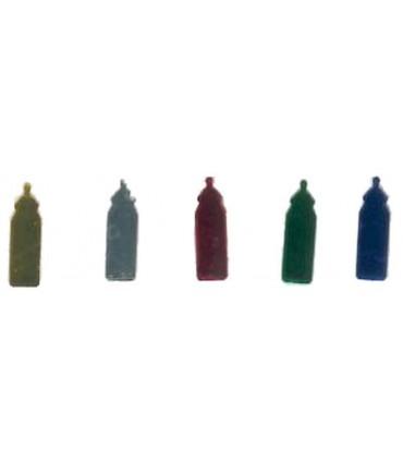 Biberon multicolore